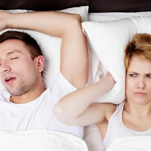 Snoring treatment to help you get a good nights sleep from Fleet dentist, Ancells Farm Dental Clinic
